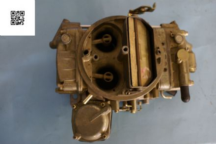 1970 Camaro Holley Carburettor 3186, Used Good